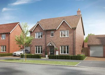 """Thumbnail 4 bed detached house for sale in """"The Thornford - Plot 147"""" at Lancaster Avenue, Maldon"""