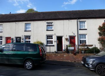 Thumbnail 2 bed cottage to rent in Shugborugh Terrace, Main Road, Little Haywood, Stafford