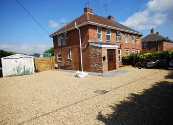 Thumbnail 3 bed semi-detached house for sale in Fleet Road, Holbeach, Spalding