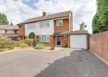 Willoughby Close, Broxbourne EN10. 3 bed semi-detached house
