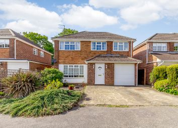 Thumbnail Detached house for sale in Durnsford Way, Cranleigh