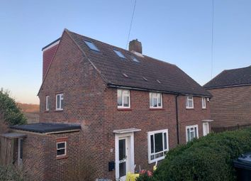 Thumbnail 5 bed semi-detached house to rent in Reeves Hill, Brighton