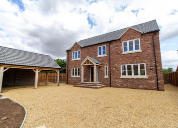 Thumbnail 4 bed detached house for sale in Market Lane, Terrington St. Clement, King's Lynn