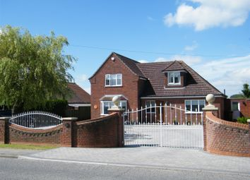 Thumbnail 4 bed detached house for sale in Station Road, Burgh Le Marsh, Skegness, Lincolnshire