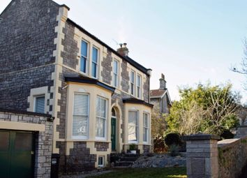 Thumbnail 4 bed detached house for sale in Hill Road, Weston-Super-Mare