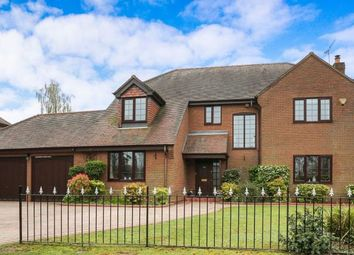 Thumbnail 5 bed detached house for sale in Shawbury Village, Shustoke, Coleshill, Birmingham