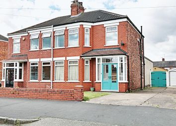 Thumbnail 3 bedroom semi-detached house for sale in Waldegrave Avenue, Hull