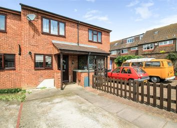 Thumbnail 2 bed terraced house for sale in Gregory Road, Romford, Essex