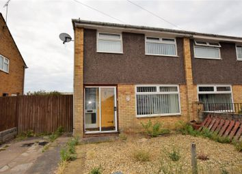 Thumbnail 3 bedroom semi-detached house for sale in Falcon Road, Barry