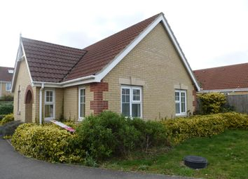Thumbnail 2 bedroom bungalow to rent in Foxglove Way, March