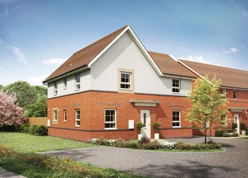 """Thumbnail 4 bedroom detached house for sale in """"Alderney"""" at Glynn Road, Peacehaven"""