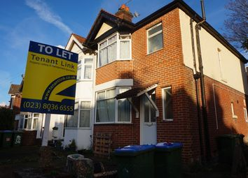 Thumbnail 5 bedroom detached house to rent in Woodside Road, Southampton
