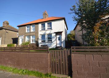 Thumbnail 2 bed semi-detached house for sale in Devon Road, Hensingham, Whitehaven, Cumbria