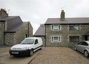 Thumbnail 3 bed end terrace house for sale in Main Street, New Deer, Aberdeenshire