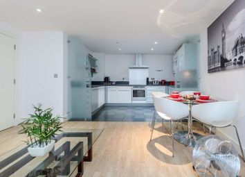 Thumbnail 3 bed flat to rent in Crews Street, London