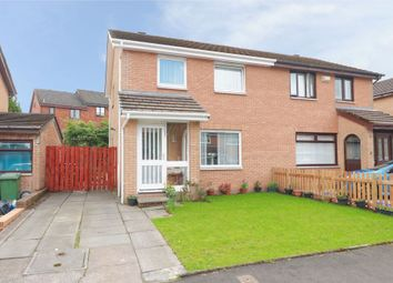 Thumbnail 3 bed semi-detached house for sale in 11 Foxglove Place, Darnley, Glasgow