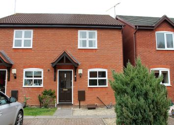 Thumbnail 2 bed end terrace house for sale in Leeds Avenue, Worcester