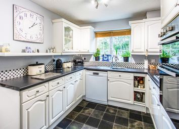 Thumbnail 3 bedroom detached house for sale in Canons Close, Thetford