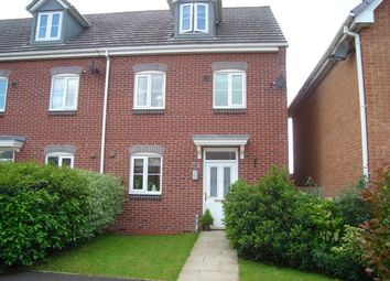 Thumbnail 3 bed property to rent in Keepers Wood Way, Chorley