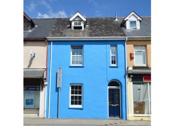 Thumbnail 4 bed terraced house for sale in 10 St. John Street, Whitland