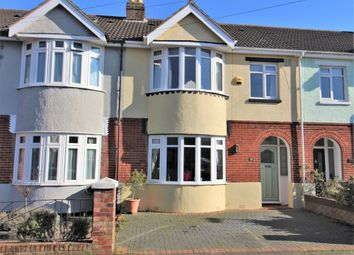 4 bed terraced house for sale in Jubilee Road, Portchester, Fareham PO16