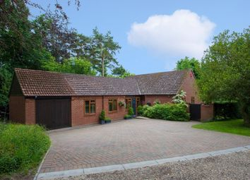 Thumbnail 4 bed detached bungalow for sale in Townhouse Road, Costessey, Norwich