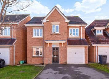 Thumbnail 4 bed detached house for sale in Beaumont Road, Flitwick