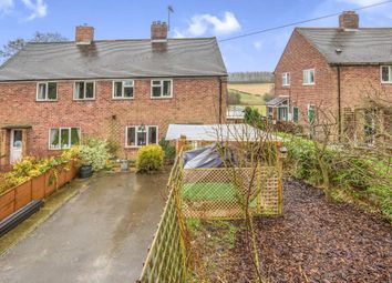 Thumbnail 3 bed semi-detached house for sale in Derby Lane, Cubley, Ashbourne