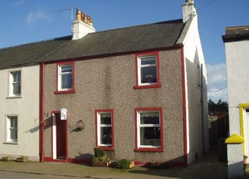 Thumbnail 3 bed end terrace house for sale in Amulree, 8 Mill Street, Drummore