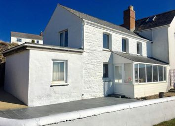 Thumbnail 3 bed semi-detached house for sale in Cliff House, Gunwalloe, Helston, Cornwall