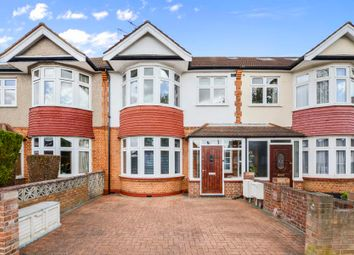 Thumbnail 3 bed terraced house for sale in Balmoral Gardens, London