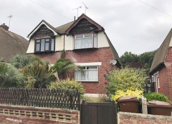 Thumbnail 2 bed semi-detached house for sale in 115 Hawthorne Avenue, Rainham, Gillingham, Kent