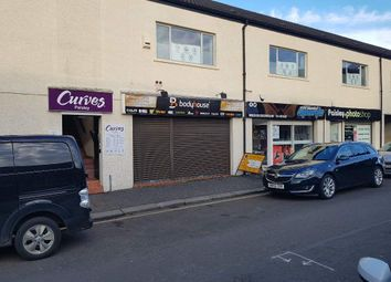 Thumbnail Retail premises to let in Silk Street, Paisley