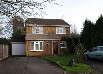 Thumbnail 4 bed detached house to rent in Brewers Close, Farnborough