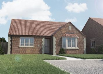 Thumbnail 2 bed detached bungalow for sale in Plot 6 Walcott Grove, Walcott Road, Billinghay, Lincolnshire