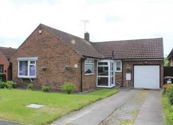 Thumbnail 3 bedroom detached bungalow for sale in Greenholme Close, Kirkby-In-Ashfield, Nottingham