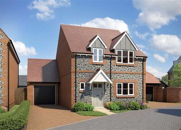 Thumbnail 4 bed link-detached house for sale in Aylesbury Road, Aston Clinton, Aylesbury