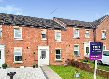 Thumbnail 3 bed terraced house for sale in Rogers Way, Warwick