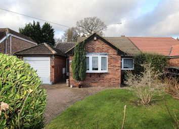 Thumbnail 2 bed semi-detached bungalow for sale in Oakwood Avenue, Hutton, Brentwood