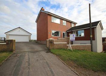 Thumbnail 4 bedroom detached house for sale in Gravel Cottage, Leek Road, Stoke On Trent