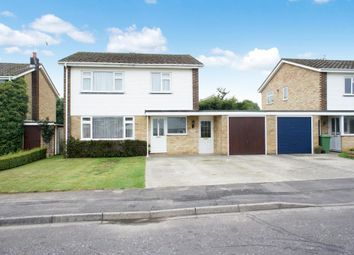 Thumbnail 4 bed detached house for sale in Cadnam Close, Oakley, Hampshire