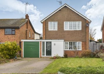 Thumbnail 3 bedroom detached house for sale in Greenways, Bow Brickhill, Milton Keynes
