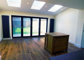 Thumbnail 3 bed end terrace house to rent in Westcott Crescent, Hanwell, London
