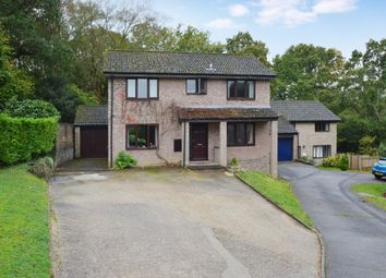 Thumbnail 4 bed detached house for sale in Benmore Gardens, Chandler's Ford, Eastleigh
