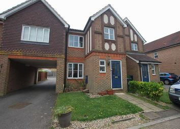 Thumbnail 2 bed terraced house to rent in The Chilterns, Stevenage, Hertfrodshire