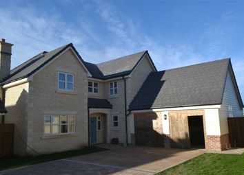 Thumbnail 5 bedroom detached house for sale in Spalding Road, Deeping St. James, Peterborough
