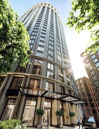 Thumbnail 3 bed flat for sale in Westmark Tower, West End Gate, London