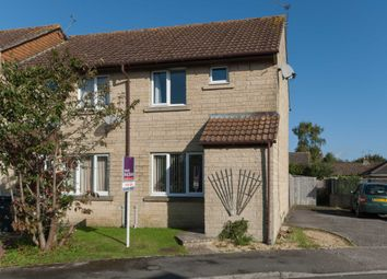 Thumbnail 2 bed end terrace house to rent in Light Close, Corsham