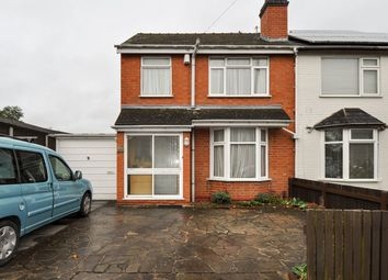 Thumbnail 3 bed semi-detached house for sale in Easemore Road, Redditch