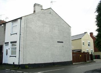 Thumbnail 2 bed end terrace house for sale in Wilson Street, Pinxton, Nottingham